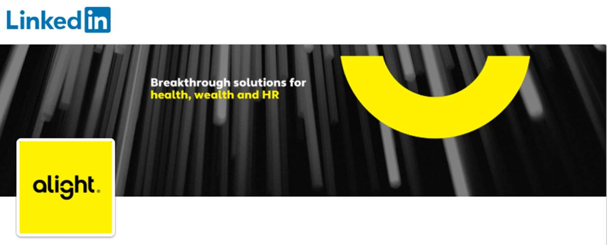 Alight Solutions on Linkedin