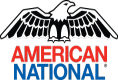 careers at american national logo
