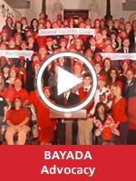 Video about BAYADA Advocacy