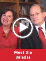 Video introducing Mark and Ann Baiada