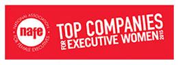 NAFE Top Companies for Executive Women 2015