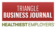 Triangle Business Journal Healthiest Employers