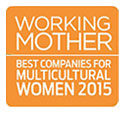 Working Mother Best Companies for Multicultural Women 2015
