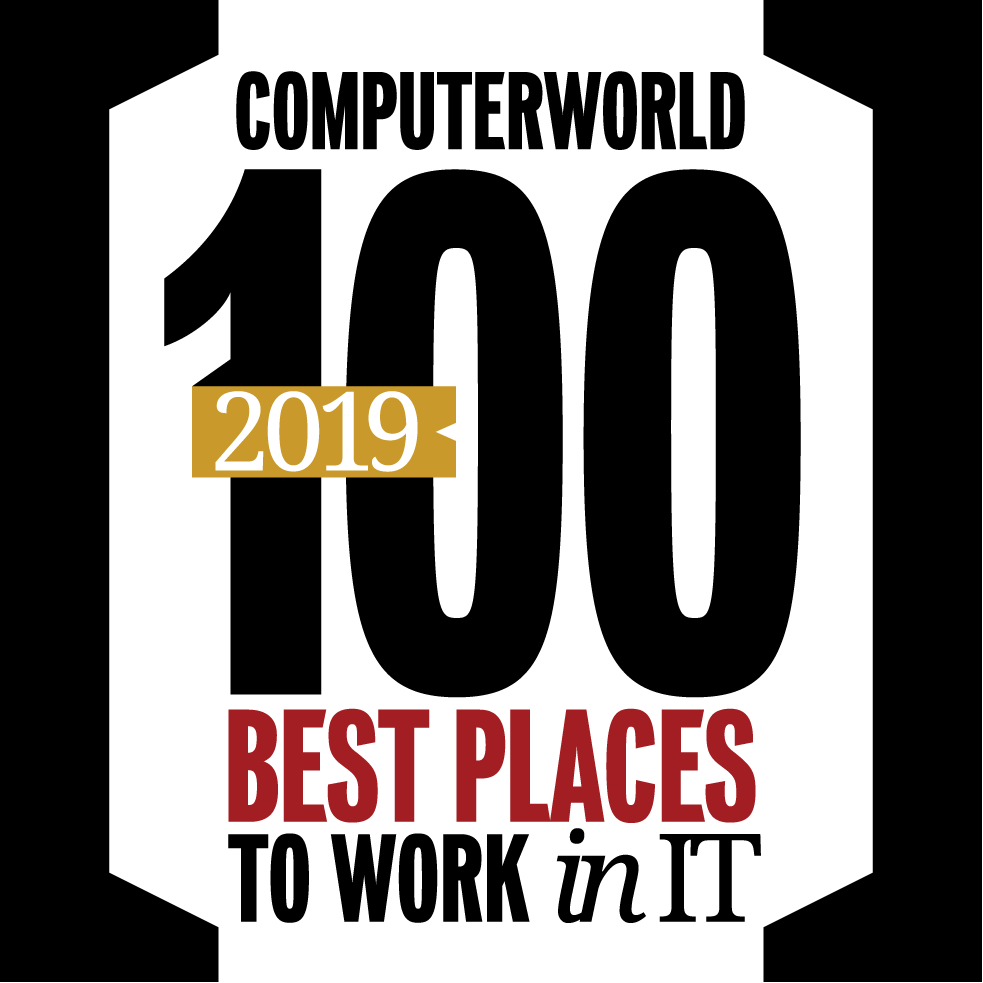 ComputerWorld 100 Best Places to Work in IT 2019