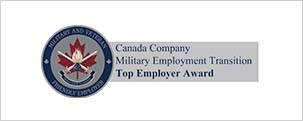 Military Employment Transition award