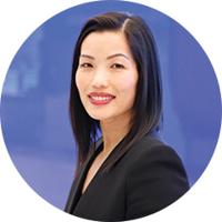 Employee Stephanie Nguyen.