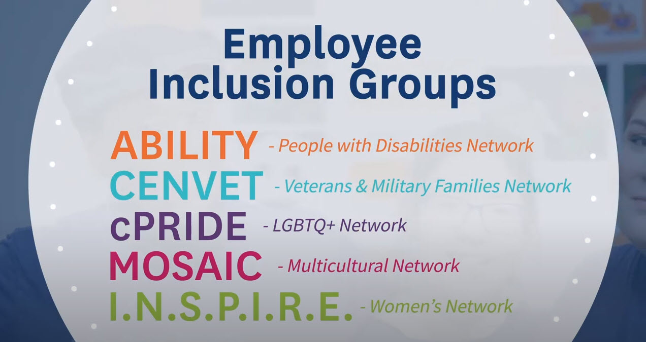Centene Employee Inclusion Groups