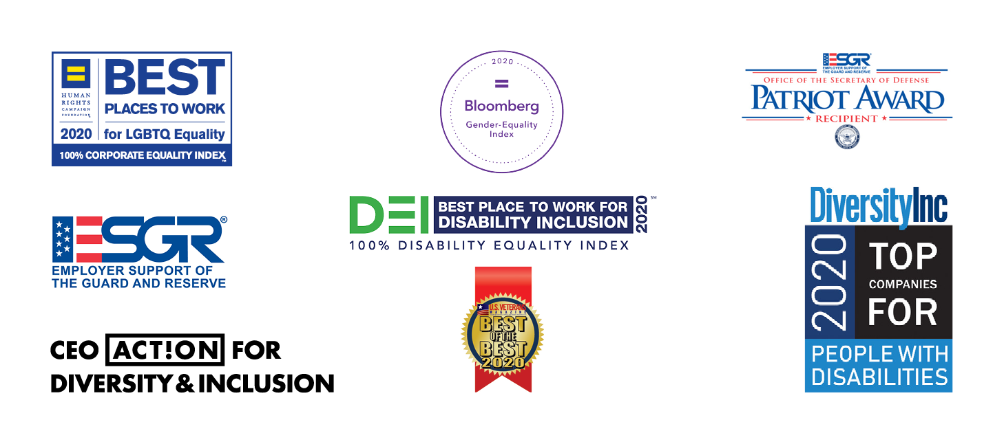 Diversity and Inclusion awards