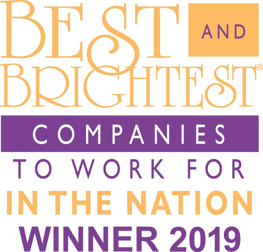 MILWAUKEE'S BEST AND BRIGHTEST COMPANIES TO WORK FOR WINNER 2020