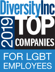 Diversity Inc. 2019 Top Companies for LGBT Employees