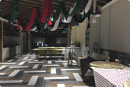 Beautiful shots of our Cigna Thailand office.