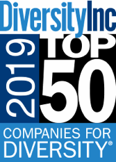 Diversity Inc. 2019 Top 50 Companies for diversity