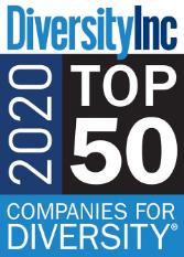 Diversity Inc. 2020 Top 50 Companies for diversity