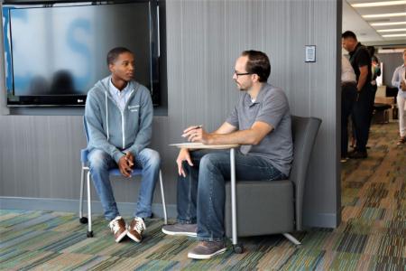 Express Scripts intern interviews taking place