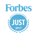 Forbes Americas best large companies