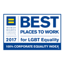 Best place to work LGBT Equaity