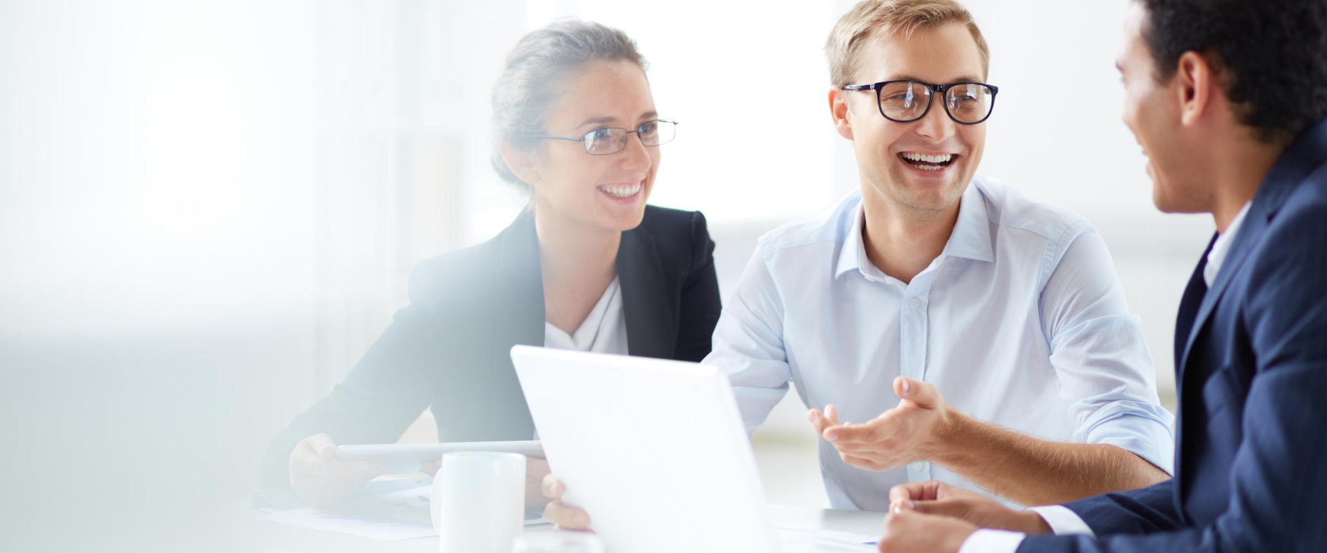 Employees who deliver results through collaboration and fresh ideas.