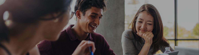 Estudantes e Estagiários na Cognizant