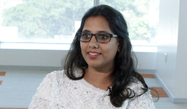 Divya shares her thoughts on global diversity