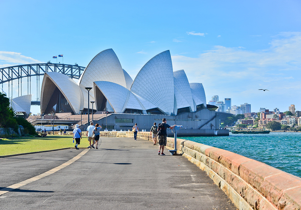Rostina, Australie