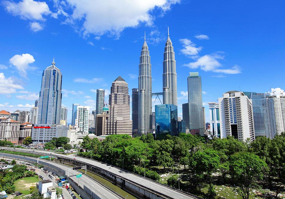 Shalna, Malaisie