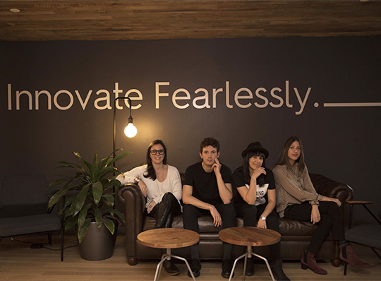 Innovate fearlessly 540x398