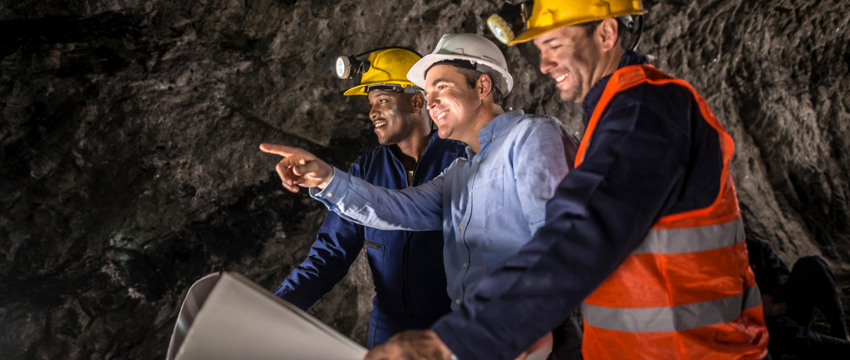 industrial mining jobs