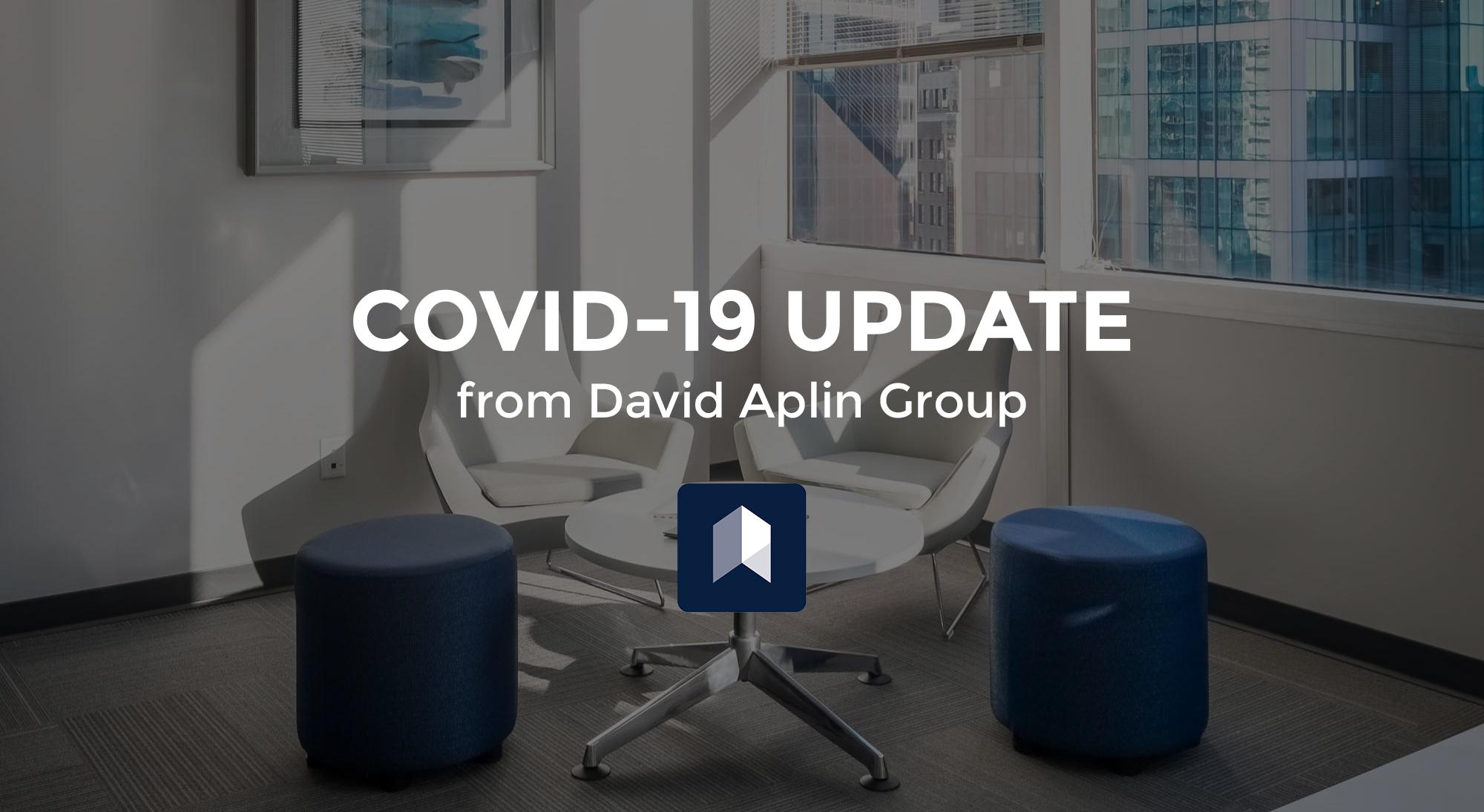 covid-19 aplin update