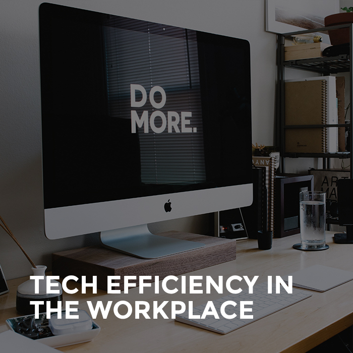 tech in workplace