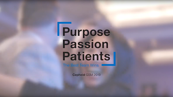Purpose Passion Patients logo