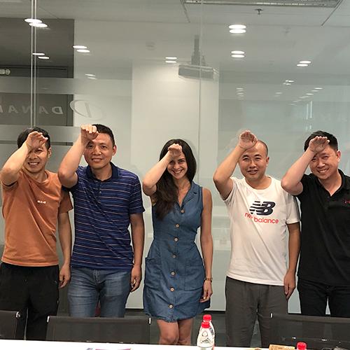AVT China's Service Team