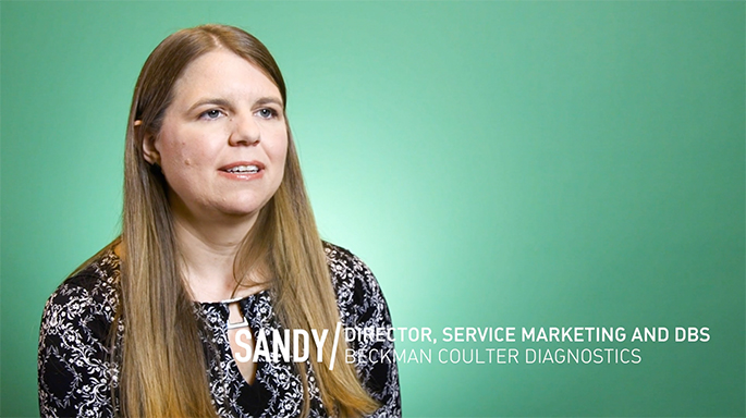 Sandy Director, Service marketing and DBS