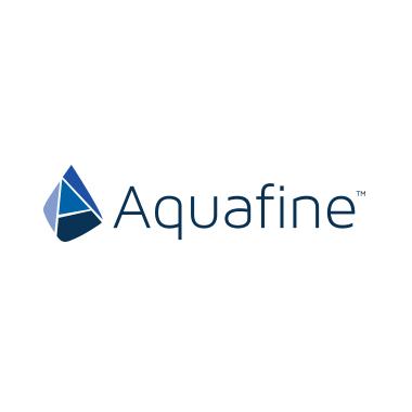 Aquafine logo