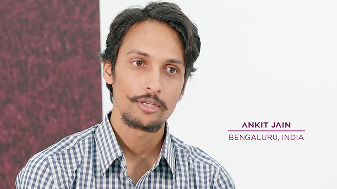 Photograph of Ankit Jain