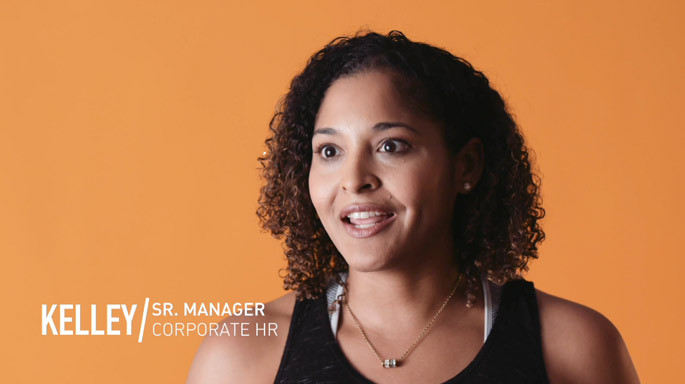Kelley Sr. Manager Corporate HR