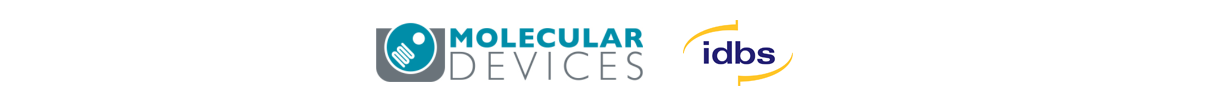 Molecular Devices IDBS logo