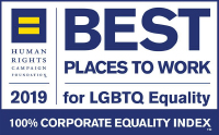 Best Places to work for LGBTQ Equality 2019