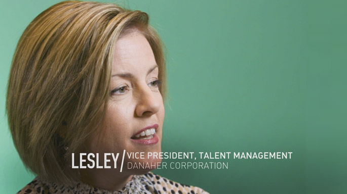 Lesley Vice President, Talent Management