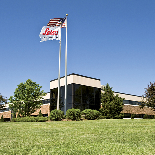 Photograph of Leica Microsystems America office