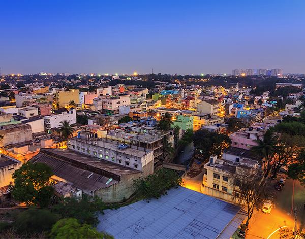 Photograph of Bangalore, India