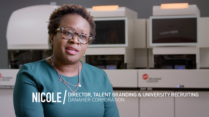 Nicole Director, Talent Branding & University Recruiting