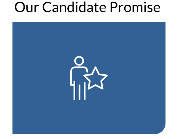Our Candidate Promise
