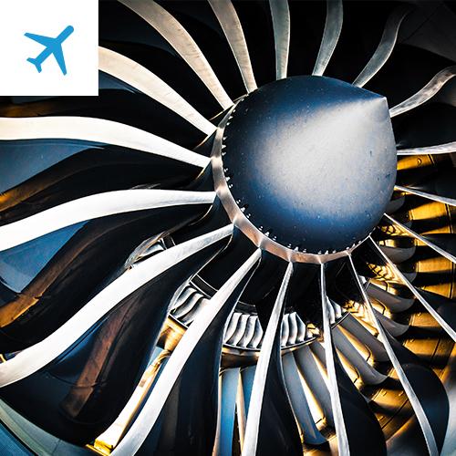 Jet engine turbine