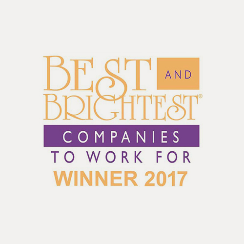 Best and brightest companies to work for winner 2017