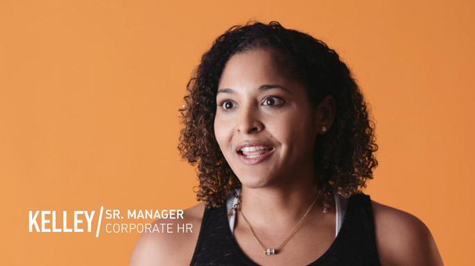 Kelley Sr. Manager Corporate HR
