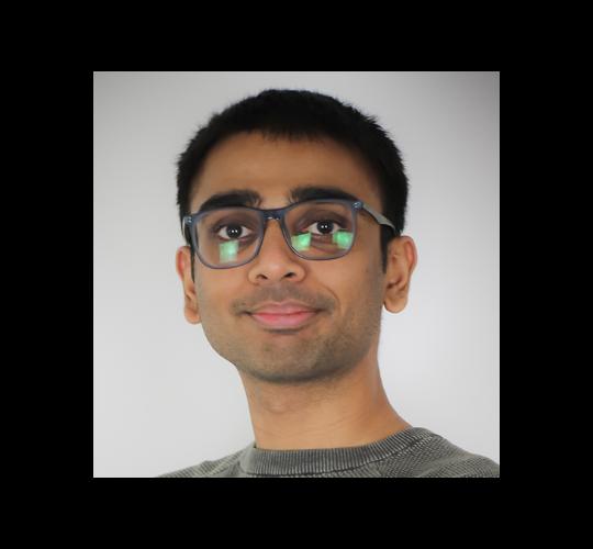 Photograph of Pranav