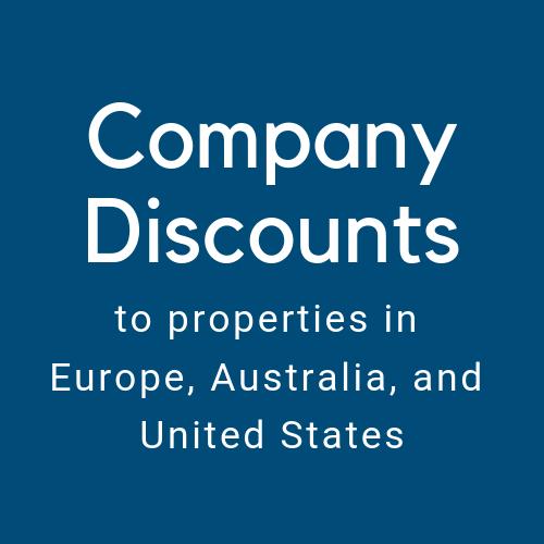 Company discounts