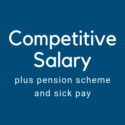 Competitive Salary