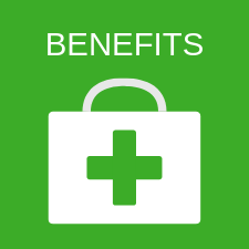 Medical Benefits Icon