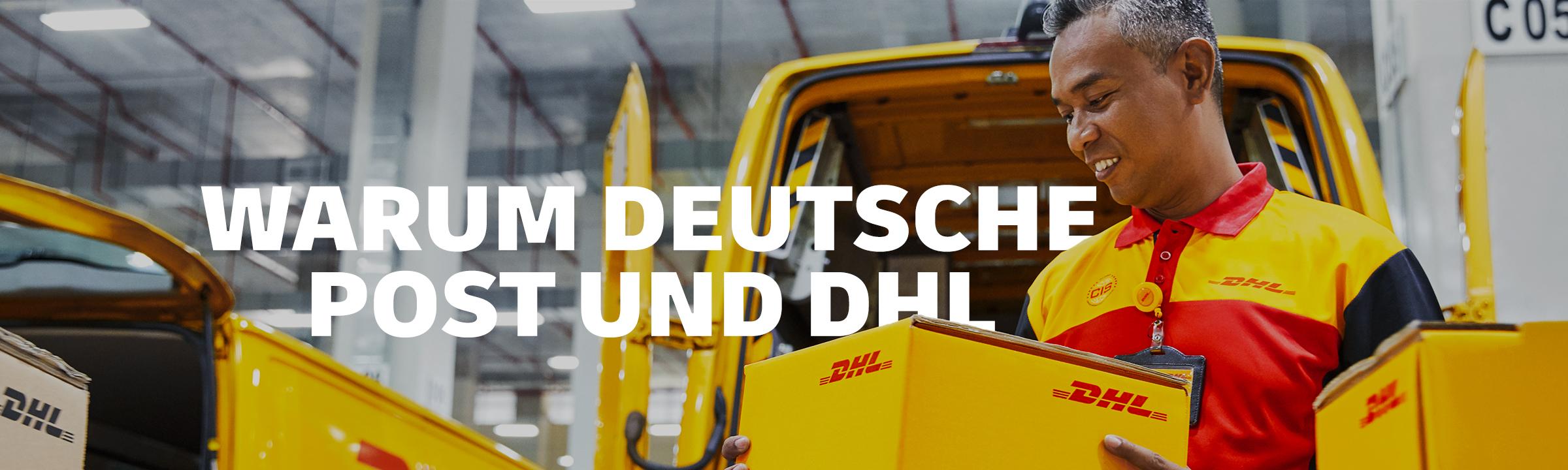 Warum Deutsche Post und DHL